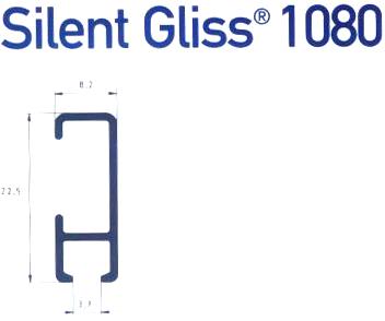 Tende A Pacchetto Silent Gliss.Descrizione Tecnica Sistema Per Tende A Rullo Di Media